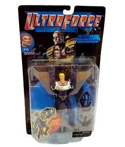 VINTAGE UltraForce HardCase #15 Action Figure Ultra Hero Galoob 1995 TV Comic
