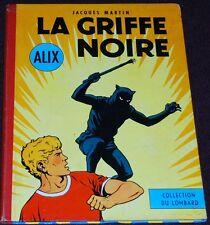 ALIX -5- / La Griffe Noire / EO 1959 / TBE-