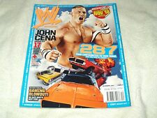 WWE Wrestling Magazine December 2007 John Cena