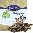 Defekt ca.5 kg Rinderpansen 2-10 cm getrocknet Kauartikel für Hunde Lyra Pet®