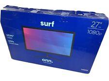 "Onn 27"" 1920 x 1080 HDMI VGA 60hz 5ms HD LED Monitor"