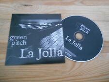 CD Indie Green Pitch - La Jolla (12 Song) Promo PONY REC cb