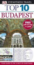 DK Eyewitness Top 10 Travel Guide: Budapest,Craig Turp