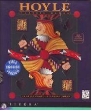 HOYLE CLASSIC GAMES 1995 SIERRA +1Clk Windows 10 8 7 Vista XP Install