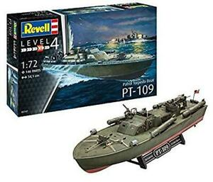 Revell 1/72 Patrol Torpedo Boat PT-109 - 05147 Plastic Model Kit