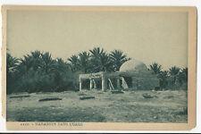 Algeria - Marabout dans l'Oasis - 1920's Postcard