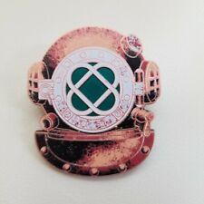 Seaworld Pin Steam Punk Steampunk Diving Diver Helmet Mystery Pin Cool Sea World