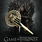 Game of Thrones Hand of the King Fantasy Pendant Pin Brooch Stark Lannister