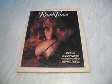 Radio Times magazine # 1983 July 9-15 BBC tv BBC Helen Mirren Cymbeline cover