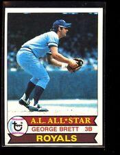 1979 TOPPS #330 GEORGE BRETT