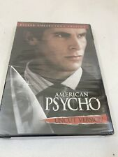 American Psycho (Dvd, 2000) Brand New! Killer Collector's Edition!