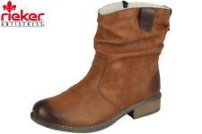 Rieker Damen Stiefelette Braun Boots Winter Schuhe gefüttert Z4180-22 NEU 96a87ddf43