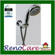 3 Functions Adjustable Brass Shower Holder Hand Shower Set RC-8206