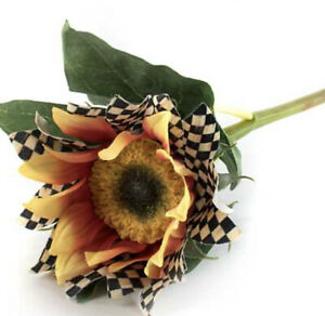 """New Courtly Check Sunflower """"Yellow"""""""