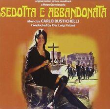 Carlo Rustichelli - Sedotta E Abbandonata - Soundtrack - Cd Nuovo - Digitmovies