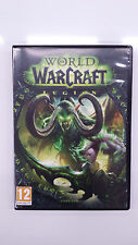 World of Warcraft: Legion Collectors edition empty box only no game