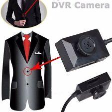 Super Mini Portable Button Hidden Camera Audio Security Cam DVR DV Support 32GB