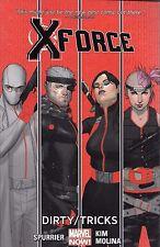 X-Force Vol 1: Dirty Tricks by Spurrier, Kim & Molina 2014 TPB Marvel Comics