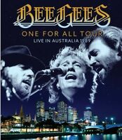 BEE GEES - ONE FOR ALL TOUR DVD - LIVE IN AUSTRALIA 1989 ~ NTSC ALL REGION *NEW*