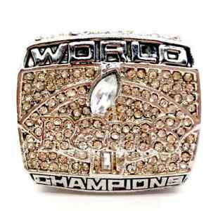 1999 St.Louis RAMS Championship ring NFL