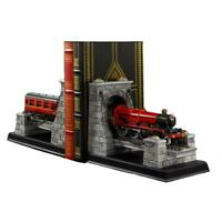 Hogwarts Express Bookends Replica Handpainted Officially Licensed Fan's Gift