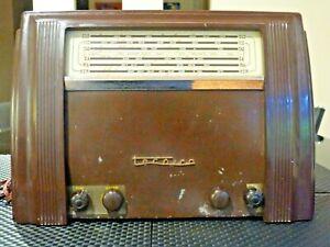 1950 Tecnico vintage radio