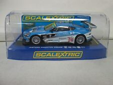Scalextric Aston Martin DBR9 Jet Alliance No 36 C3014 Slot Car 1:32 RARE