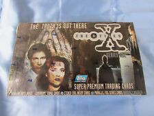 "X-FILES ""THE TRUTH IS OUT THERE"" TRADING CARD - TOPPS FINEST FACTORY SEALED BOX"