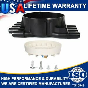 Distributor Cap And Rotor Kit Fit For Chevrolet GMC Savana 99-02 5.0L 5.7L DR474