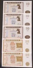 Five Armenia Banknotes UNC