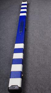 3/4 Handmade Patchwork Snooker Pool Hard Cue Case E6114-3