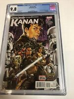 Star Wars Kanan (2016)# 12 (CGC 9.8 White Page) 1st Rae Sloane Grand Inquisitor