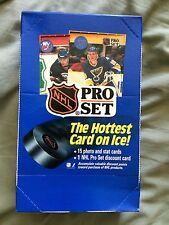 1990 Series 1 NHL ProSet Wax Packs