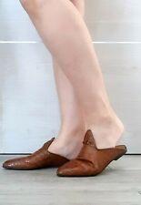Scarpe ciabattine zoccoli donna usato profumate Fetish Heels Used Shoes