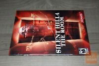 Silent Hill 4: The Room CANADA Ver. French Manual PlayStation 2 PS2 - NO GAME!