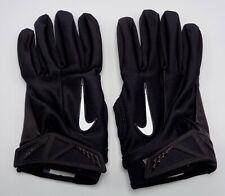 Nike Superbad Sideline Football Gloves Black/White Men's XL $50.00