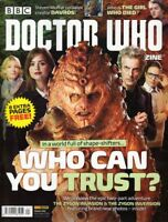 DOCTOR WHO MAGAZINE #492 DECEMBER 2015