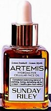 SUNDAY RILEY ARTEMIS HYDROACTIVE CELLULAR FACE OIL 1OZ SIZE! NO BOX AUTHENTIC