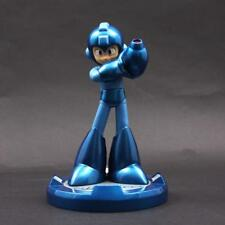 Mega Man 25th Anniversary Blue Mega Man Statue NEW IN STOCK Collectibles