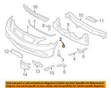 NISSAN OEM Rear Bumper-Bumper Cover Grommet 0128101081