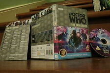 Doctor Who - The Sea Devils (Special Edition) MINT Cond. - Dispatch in 24 hours!