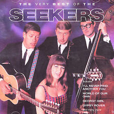The Very Best of the Seekers by The Seekers (CD, Jul-2001, EMI Music)