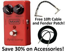 New MXR M102 Dyna Comp Compressor Guitar Effects Pedal!
