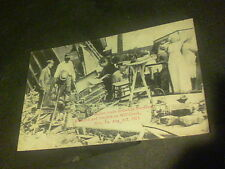 1915 families made homeless between 11th and 12th on Mill Aug. 3rd Erie, PA  e8