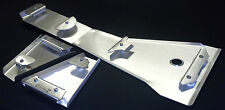 YAMAHA BANSHEE 350 FRAME SKID PLATE (.125 Thick) & A-ARM PLATE SET (.125 Thick)