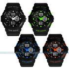 SKMEI Multi-Function Sports LED Date Day Analog Digital Waterproof Alarm Watch
