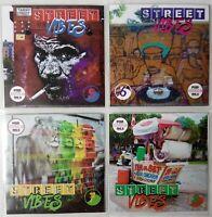 Street Vibes Volumes 5-8 JUMBO Pack Dancehall, Bashment, Urban Reggae (4CD)