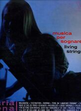 Living Strings Lp Maria Elena - Easy Jazz - Italian Release - HEAR