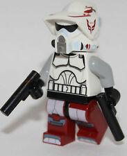 Star Wars 1 ARF TROOPER custom ALL ORIGINAL LEGO PARTS