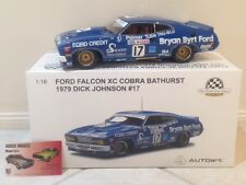 1:18 Biante Ford XC Cobra Falcon #17 Dick Johnson / Gary Scott 1979 Bathurst